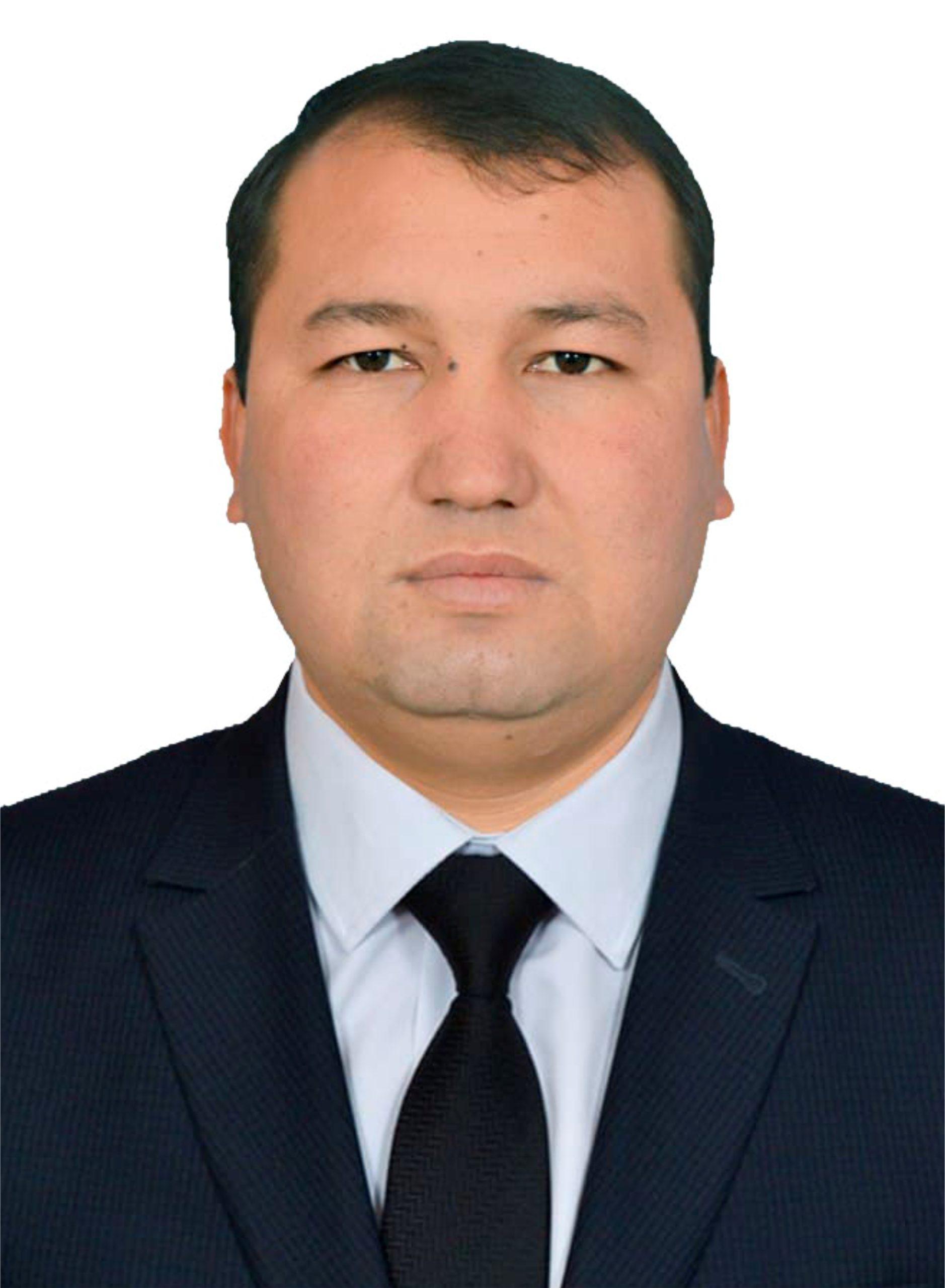 Davlatov Sherali Tashpulatovich