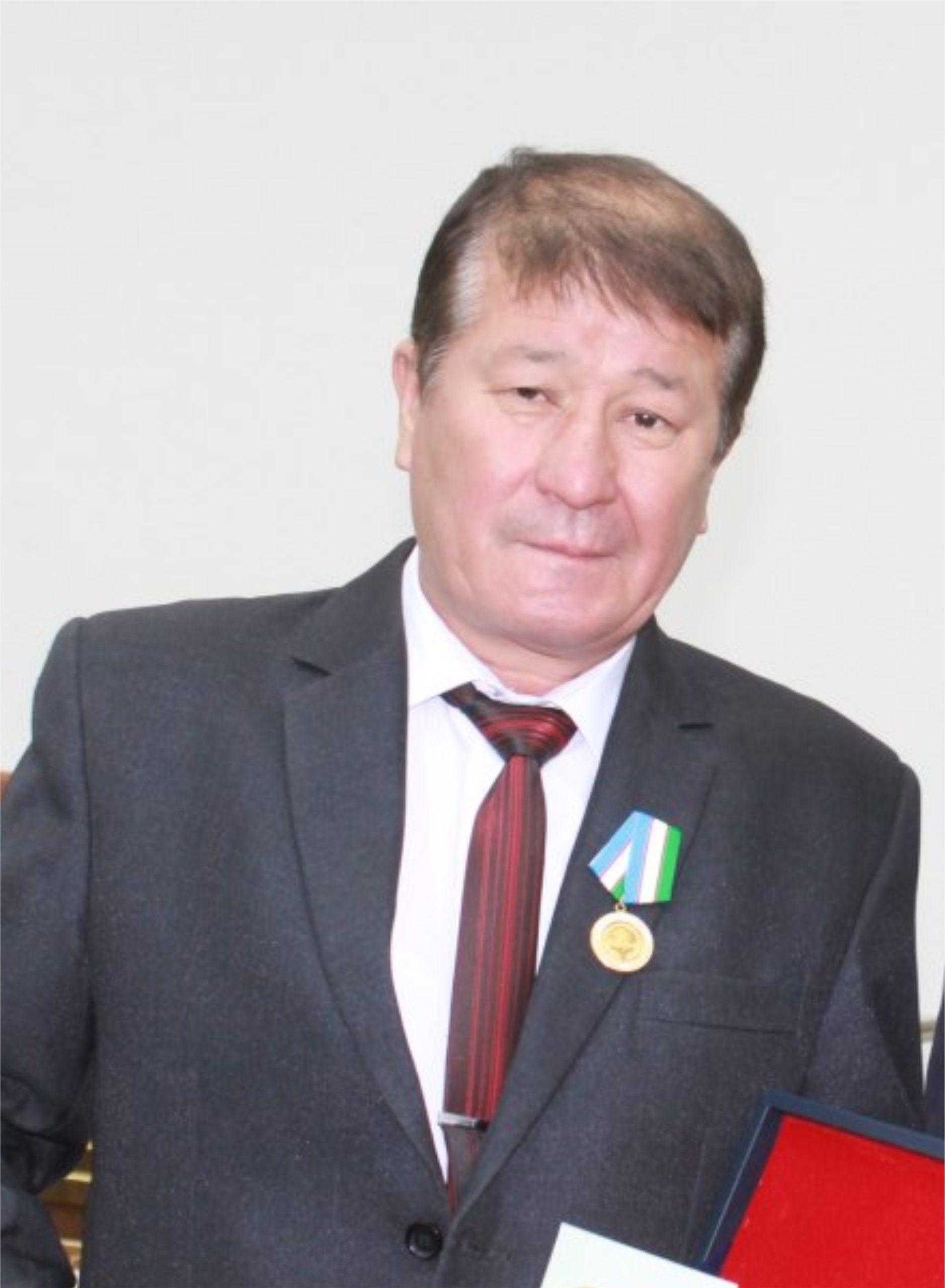 Xujayev Shavkat Haydarovich