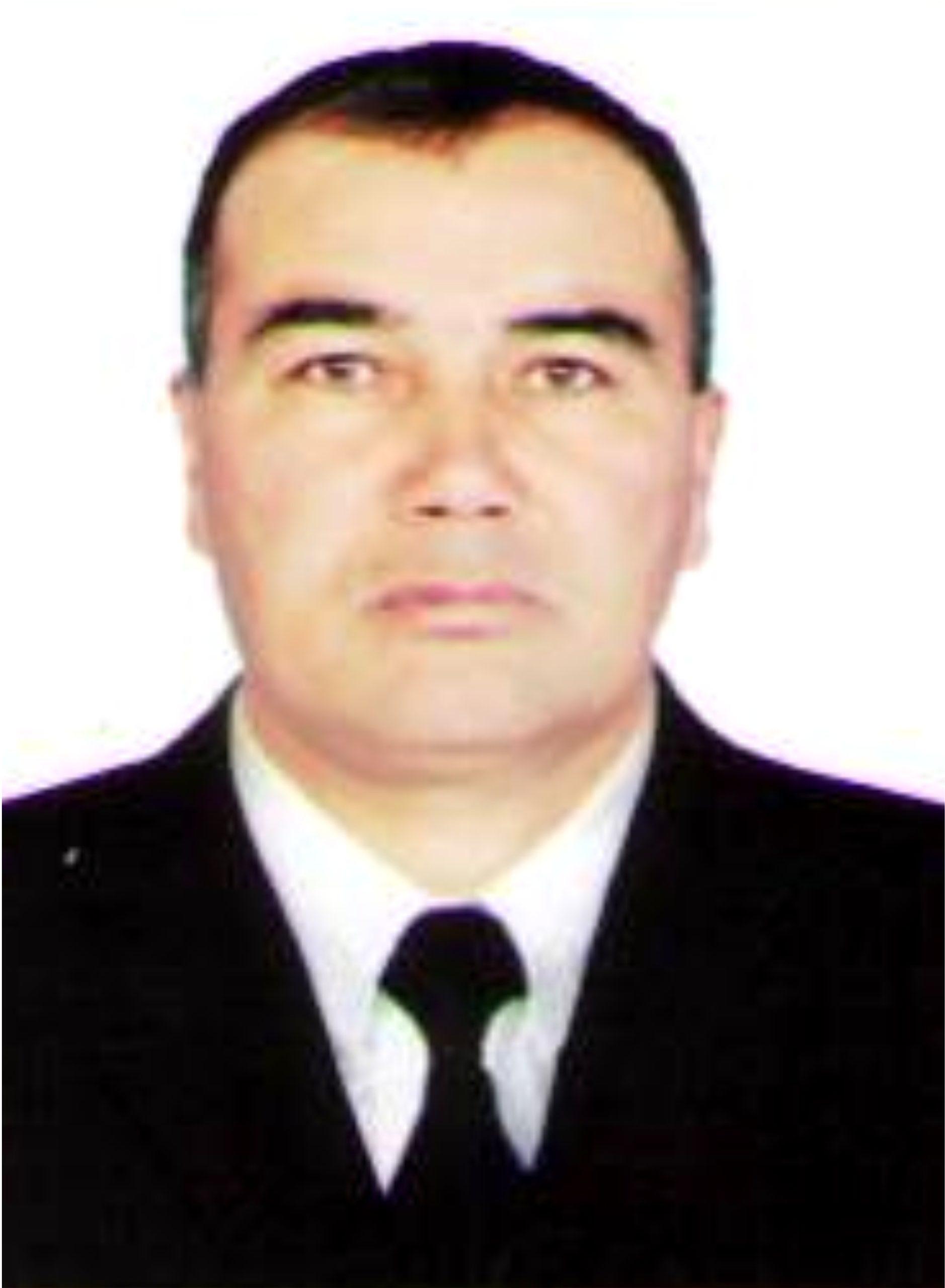 Saitov Alisher Shonazarovich