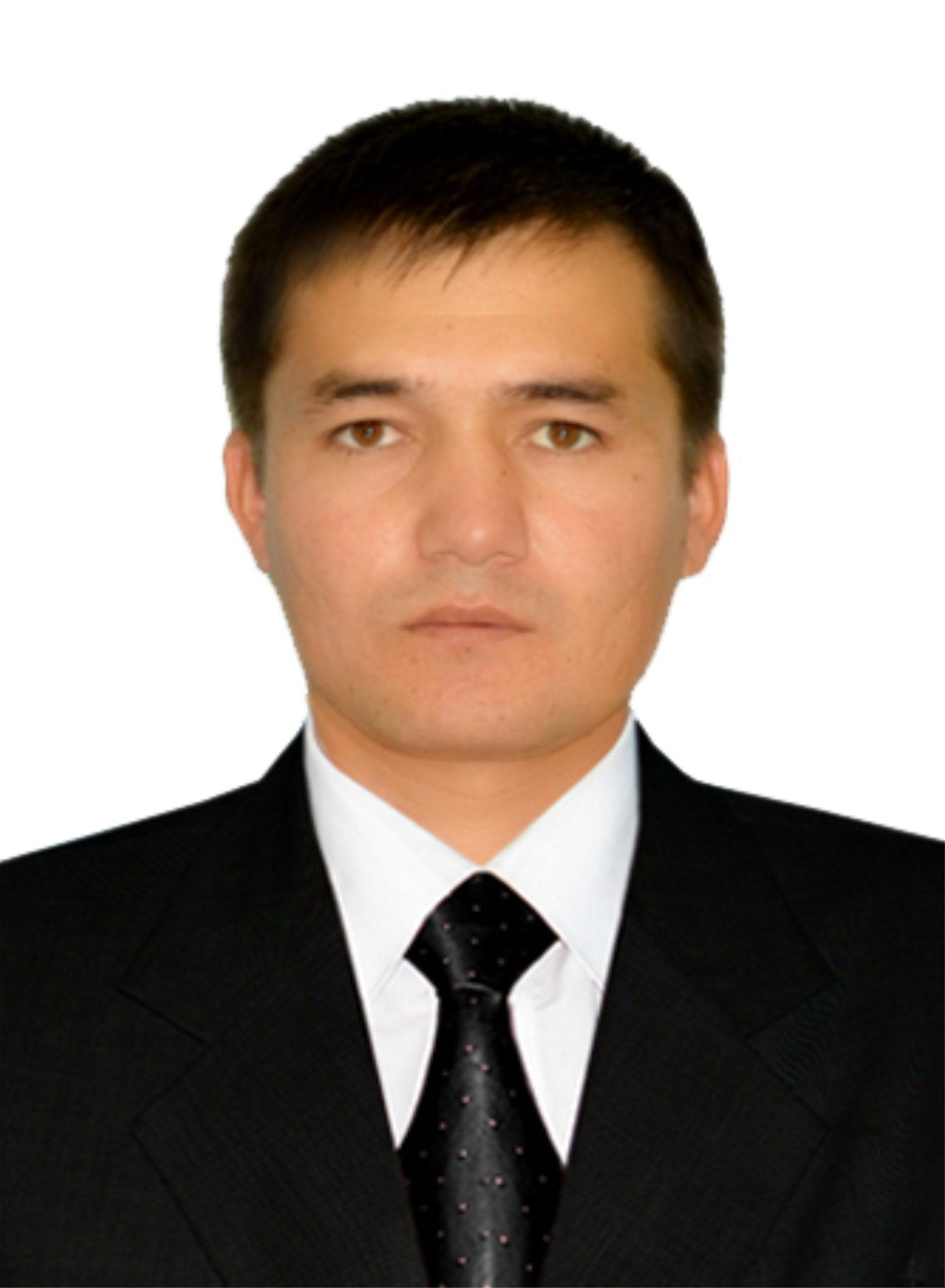 Risbekov Samandar Berdirasilovich