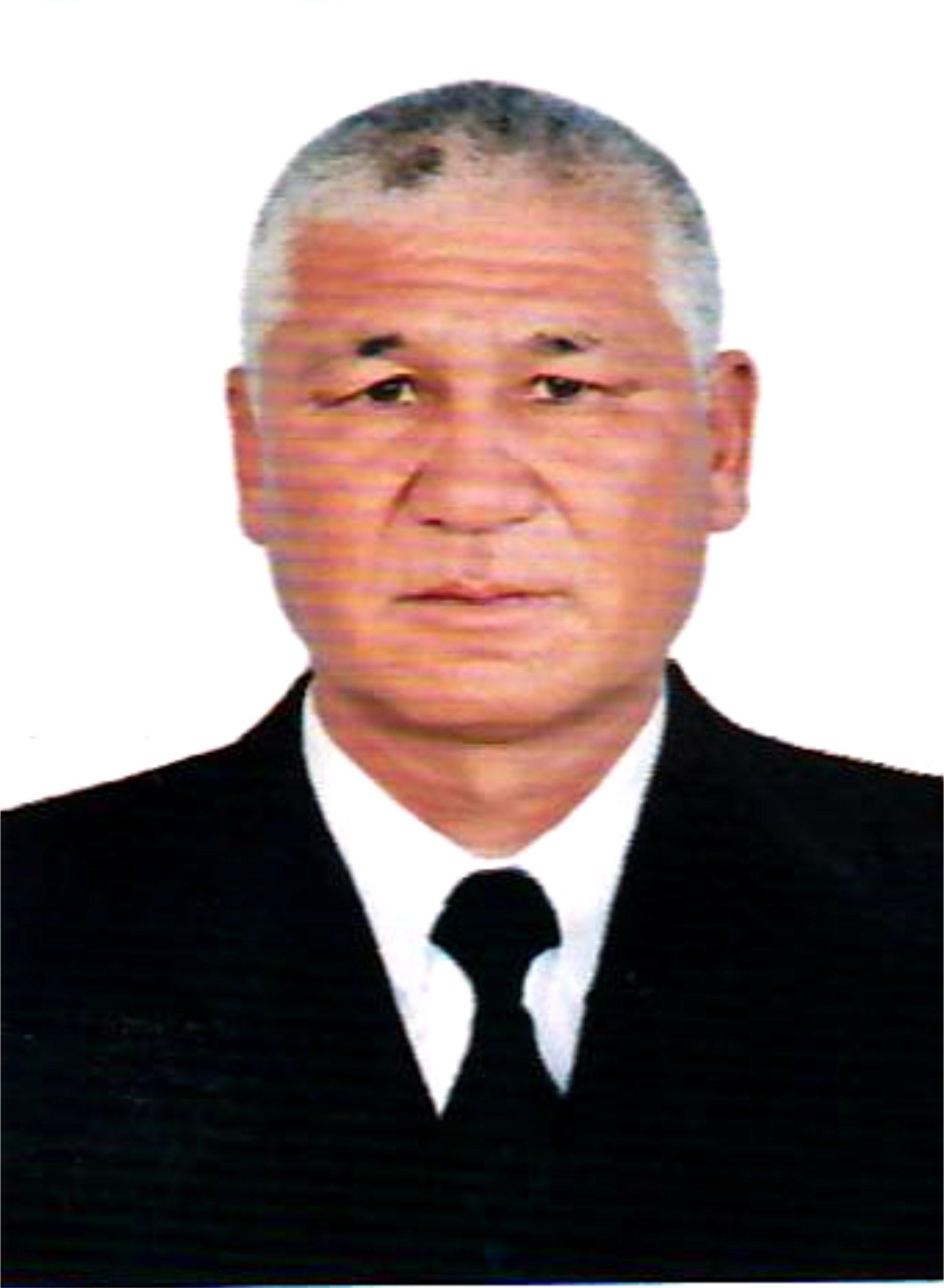 Yuldashov Gauharbek Qasimovich